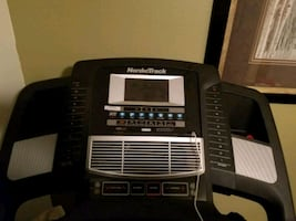 Nordictrack treadmill Bluetooth various training selections