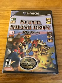 Factory sealed copy of Super Smash Brothers Melee for GameCube   Richmond Hill, L4C 7P6
