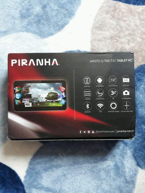 Piranha Aristo Q Tab 7.0 Tablet  1