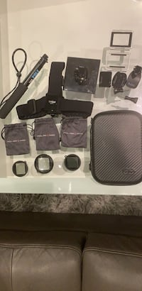 GoPro Travel Case & Accessories