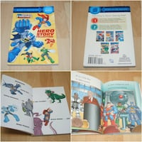 Christina Rose 4 hrs DC Super Friends Hero Story Collection - Step into Reading (5 early readers) Surrey