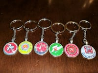 Pepsi/7up keychain collection Montréal, H8S 3N3