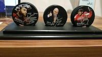 2016 Signed Washington Capitals Hockey Pucks