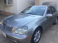 2003 Mercedes C-Class Silver Spring