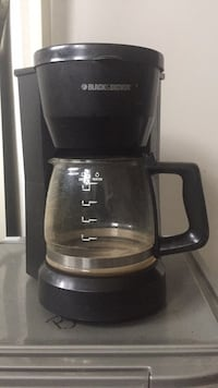 black and gray Black & Decker coffeemaker Jacksonville, 28540