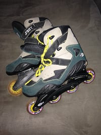 Inline Skates - Men's size 10 - barely used Mississauga