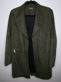 Beautiful dark olive jacket size Medium  Toronto, M4V 1P7