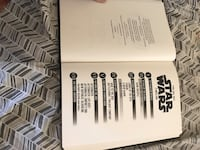 First edition Star Wars the force awakens