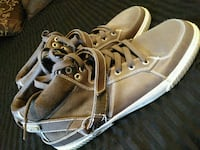 pair of brown leather boat shoes Bowling Green, 42101
