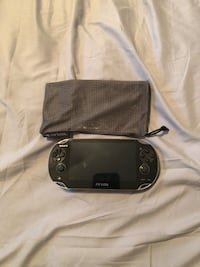 black Sony PSP with case Dallas, 75287