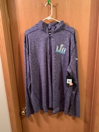 Brand new with tags on! 1/4 zip up!! Size XXL.  Richfield, 55423