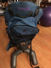 Baby/toddler carrier for hiking/ traveling