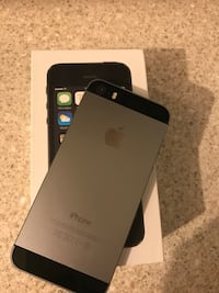 iPhone 5s 16 gb  8716 km