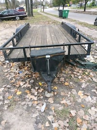16 ft dump bed trailer 1197 mi