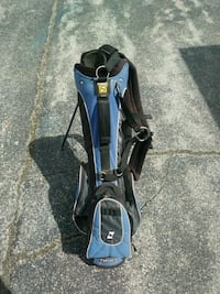 Ogie Golf bag with stand