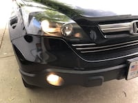 2 sets of Honda CR-V smoked projector headlights  lights only