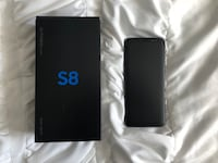 Like New Samsung S8 64GB Surrey, V3S 2Y7