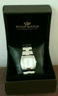 PHILIP WATCH SWISS ACCIAIO