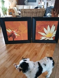 Two large pictures