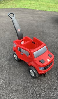 Step 2 ride in toy car