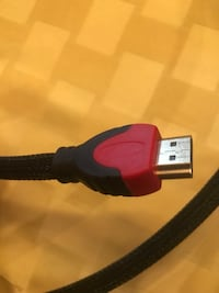 Hdmi cables for sale I have two of them one for 25.00 or both for 40.00 Lubbock, 79424