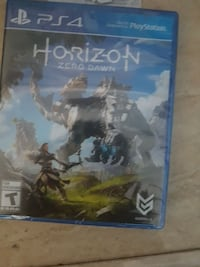 Ps4 horizon zero down