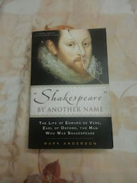 Shakespeare By Another Name Stuart, 34994