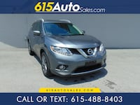 2016 Nissan Rogue S Hendersonville