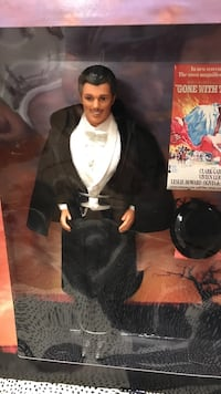 ken star of Gone with the Wind doll the year  1939 College Station, 77845