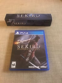Sekiro PS4  Antioch, 94531