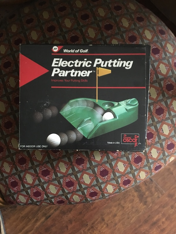 Used Electric Putting Partner For In Toronto