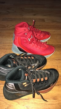 curry  size 4.5y Roxbury, 07850