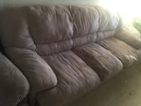 Beige 3-seat sofa set for a living room 2666 km