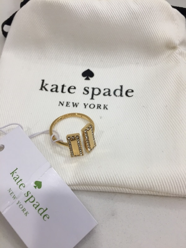 Brand new! Kate Spade ring size 6