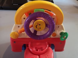 Fisher Price ride-on car