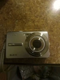 gray Sony Cyber-shot digital camera 2294 mi
