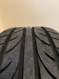 205/50/R17 oem rims and tires Vancouver