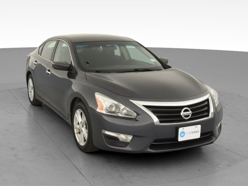 2013 Nissan Altima sedan 2.5 SV Sedan 4D Gray  15
