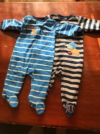 Baby's clothes 3-6 mo $5 each or $25 for all 6 Suisun City, 94585