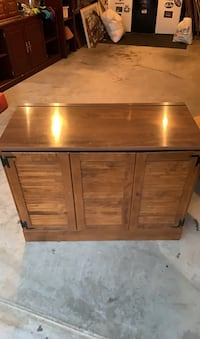 Pioneer Record player and wood cabinet plus two speakers Westminster, 21158