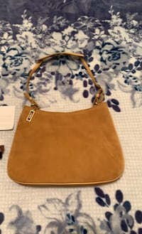 Coach leather/ suede shoulder bag includes cleaning kit South Gate, 90280