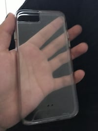 IPhone 7/6/8 clear case Edmonton, T5H 2W2