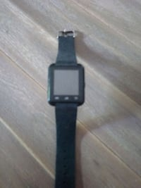 black smartwatch with black strap Mississauga, L5A