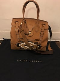 Ralph lauren ricky bag suede Los Angeles, 90291
