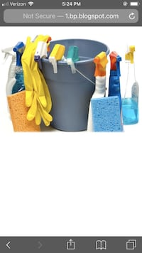 House cleaning-dependable hard worker ready to clean for you. Available week nights and weekends  Hershey