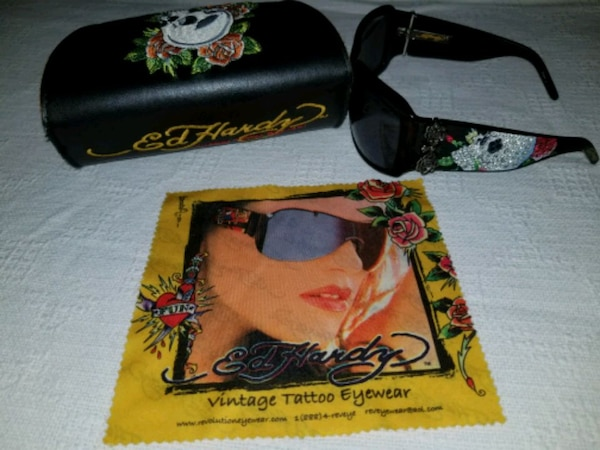 f0f4fe18daf Used Vintage Ed Hardy Sunglasses for sale in Cedar Hill - letgo