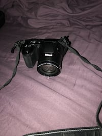 black Canon EOS DSLR camera McLean, 22102