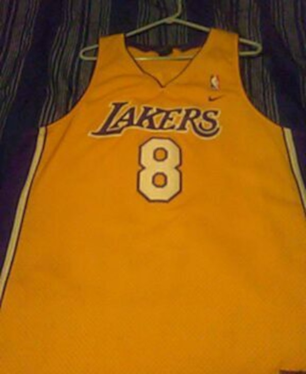 promo code 4c511 a66a7 Used #8 Kobe Bryant Jersey for sale in Ashland - letgo