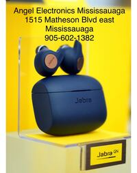 Jabra Active 65T in Noise cancelling Blue tooth Mississauga, L4W
