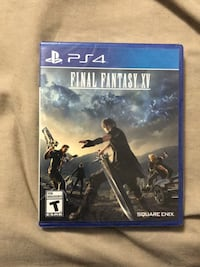 FINAL FANTASY XV for PS4. Brand New and sealed Markham, L3S 3E9